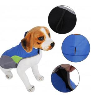 Pevná pláštěnka pro psy