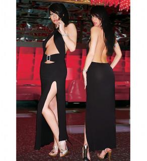 Dámské sexy dlouhé šaty