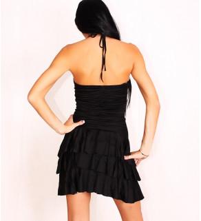 Dámské řasené šaty