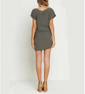 Bavlněné mini šaty