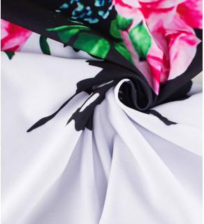 Dámské šaty se vzorem
