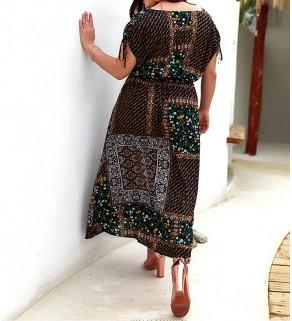 Lehké letní dámské šaty
