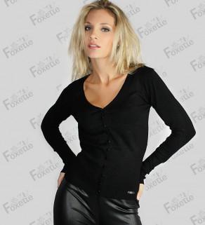 Dámský svetr Foxette na...