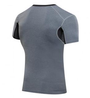 Pánské sportovní tričko - Modrá
