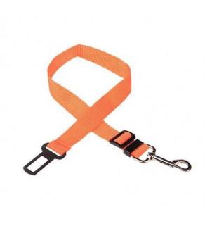 Bezpečnostní pás oranžový 45-62 x 2,5 cm