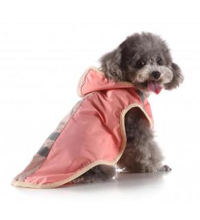 Pláštěnka pro psy s kapucí