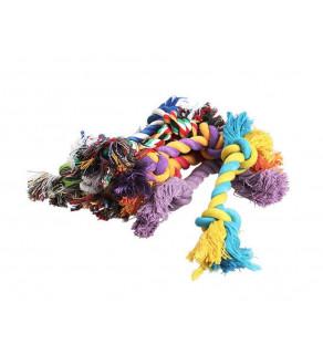 Pletený uzel pro psi  17 cm