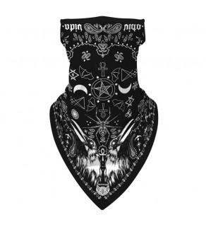Šátek a rouška v jednom 41 x 26cm