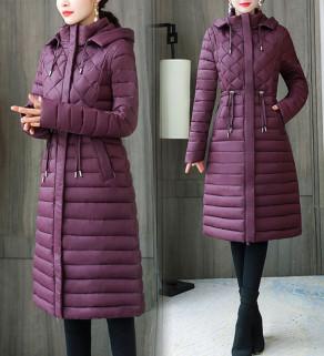 Zimní dámský kabát