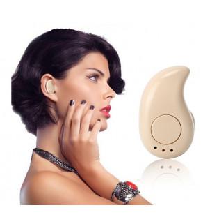 Handsfree sluchátko do uší s USB kabelem