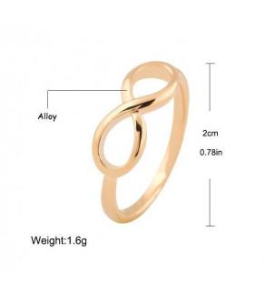 Zlatý prsten nekonečno